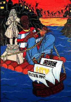 Sold Down the River - Tony Forbes - 1999 Tony's view of what it means to be young and black in a city with a slave trading past