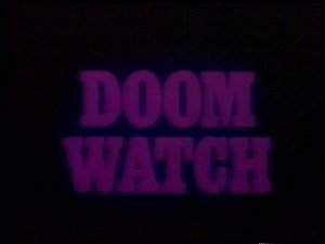Doomwatch - opening title