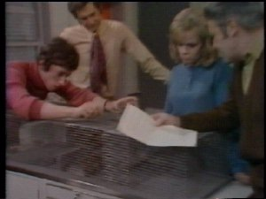 Doomwatch - Proffessor Quist and the team