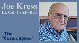 Joseph Kress - Lt. Colonel USAF (Retired)