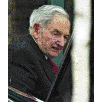 David Rockefeller arrives at Bilderberg 2006 - The Bilderberg members began arriving yesterday for their meeting at the Brookstreet Hotel over the next few days. They include: (U.S. banker David Rockefeller, of the famous Rockefeller family and chairman of the Trilateral Commission); Frank McKenna, former New Brunswick premier and ambassador to the U.S.; Jorma Ollila, chairman of Royal Dutch Shell, one of the world's largest energy companies; Queen Beatrix of the Netherlands; former U.S. defence policy adviser Richard Perle and World Bank President James Wolfenson.